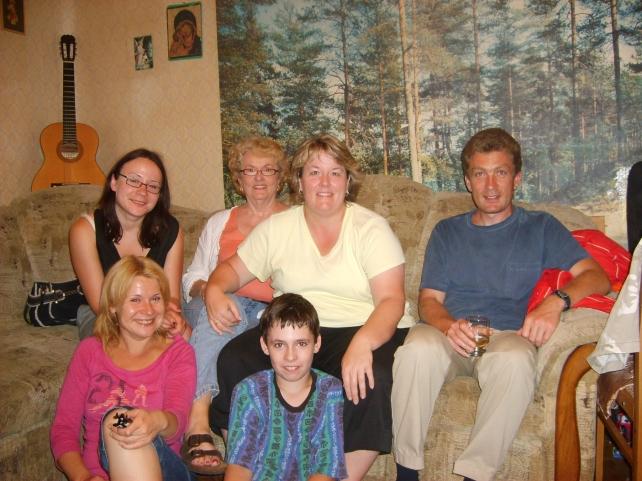 Maximenko Family
